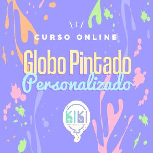 Curso de Globo Pintado Personalizado